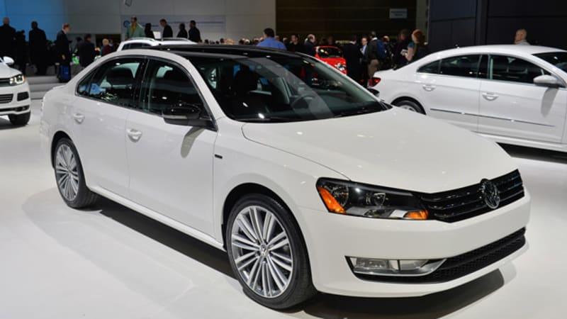 2014 Volkswagen Passat Sport Does Its Best Gti Impression