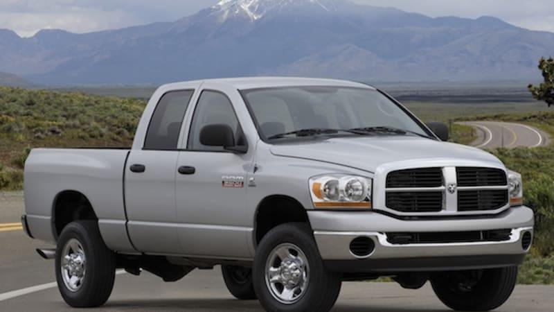 Chrysler Recalls 1 2 Million Ram Pickup Trucks Autoblog