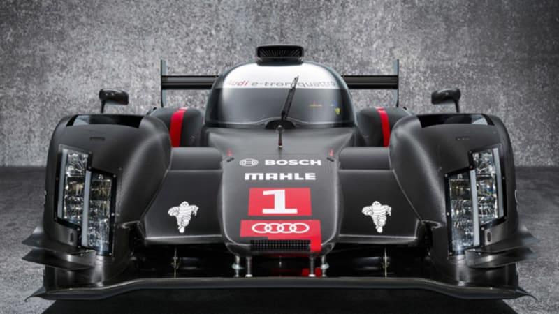 Audi already teasing, testing next R18 e-tron quattro