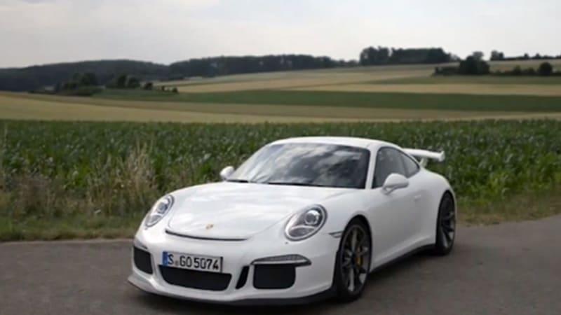 Meet the main man behind the 2014 Porsche 911 GT3