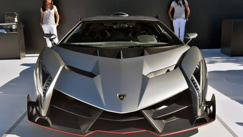 Lamborghini Confirms Veneno Roadster Is Coming Autoblog