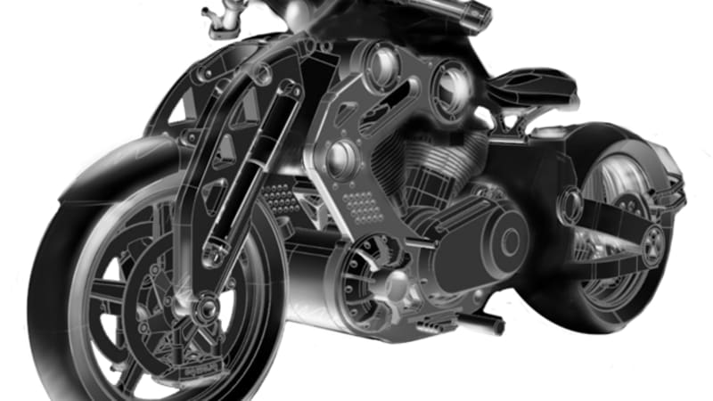 Confederate Motorcycles unveils 2015 C2 P-51 Fighter [w/video]