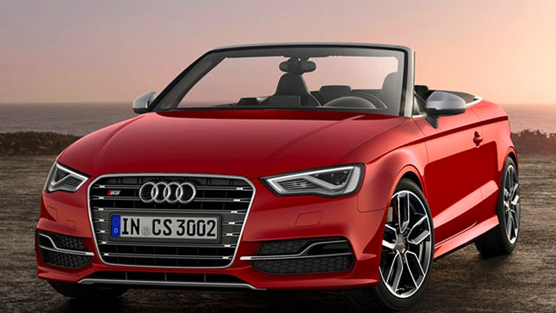 audi reveals s3 cabriolet ahead of geneva debut autoblog. Black Bedroom Furniture Sets. Home Design Ideas