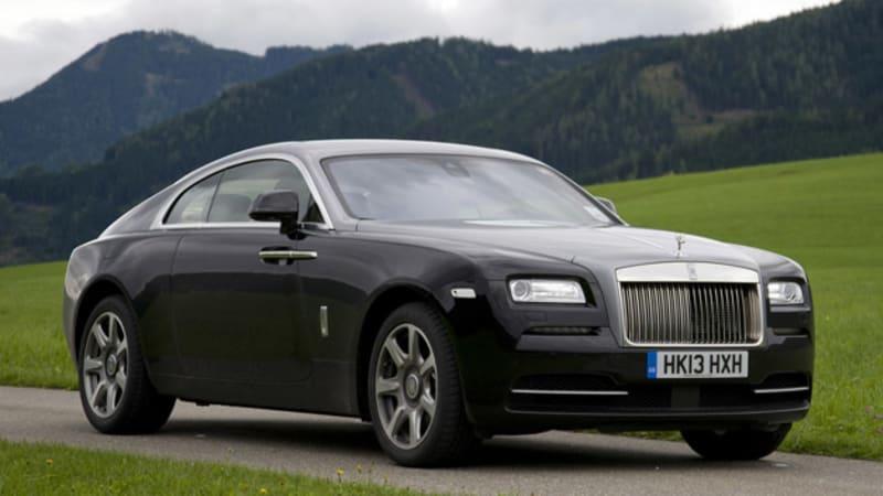 2014 Rolls-Royce Wraith | Autoblog