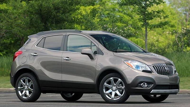 buick mulling more powerful encore diesel too autoblog. Black Bedroom Furniture Sets. Home Design Ideas