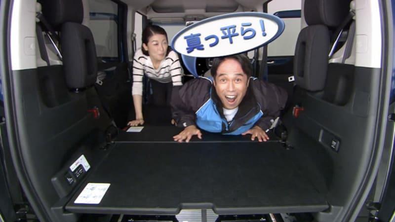 Honda N Box + has incredible versatility as oddly humorous JDM video shows