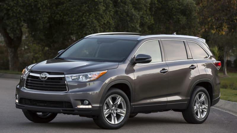 2013 Toyota Highlander For Sale >> 2014 Toyota Highlander - Autoblog