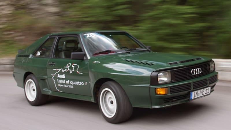 Audi Sport Quattro >> 1984 Audi Sport Quattro Autoblog
