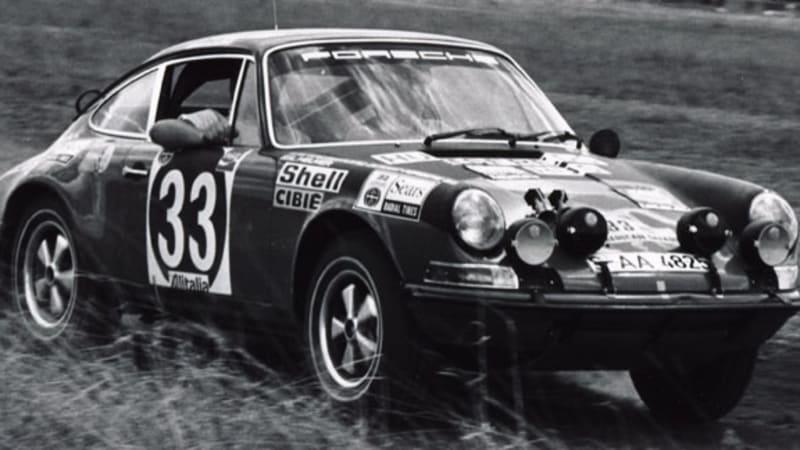Porsche planning jacked-up 911 Safari? [w/poll]