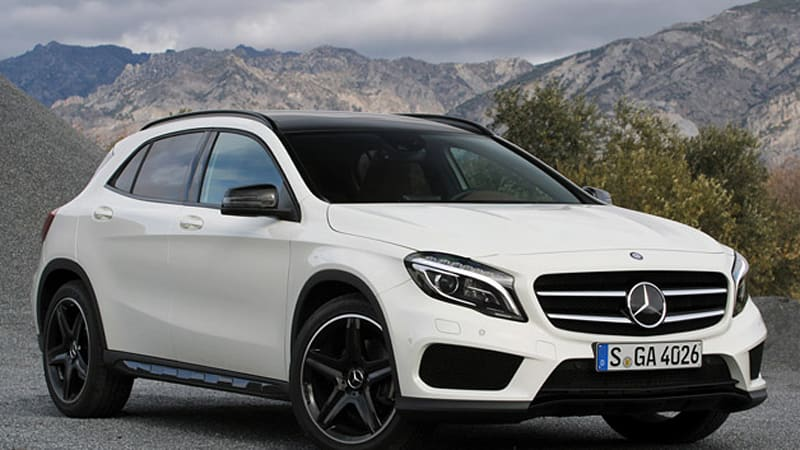 2015 mercedes benz gla250 4matic w video autoblog for 2015 mercedes benz gla250 4matic for sale