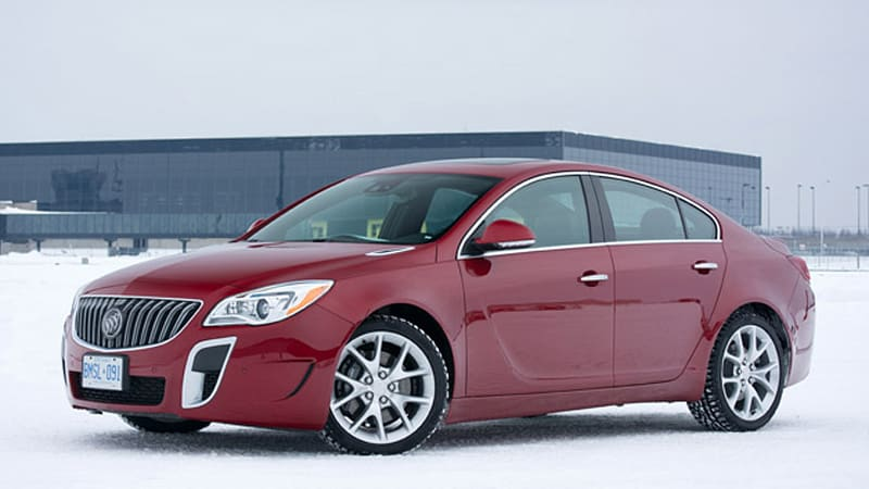 2014 buick regal gs awd autoblog. Black Bedroom Furniture Sets. Home Design Ideas