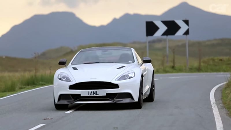 Watch Car magazine pick its favorite performance car of the year