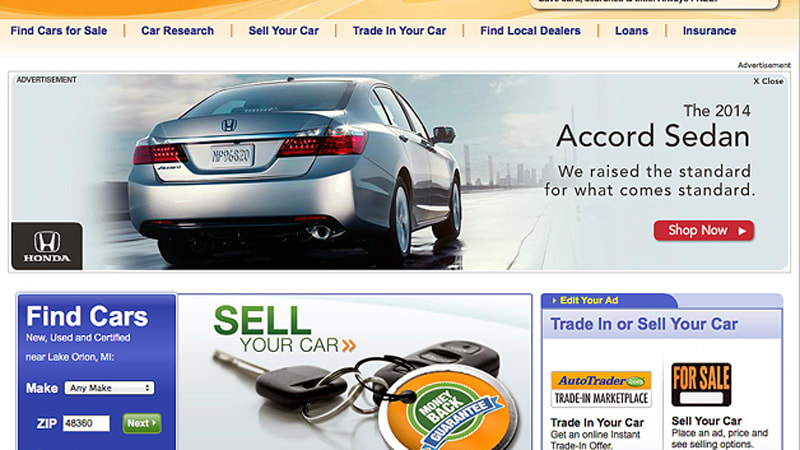 Car Selling Websites >> Cox Investment Values Autotrader At 7b As Car Selling Sites