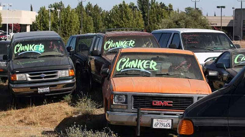 Cash For Clunkers >> Brookings Institution Says Cash For Clunkers Was A Bust Autoblog