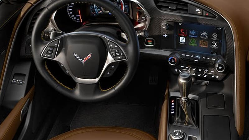 Chevy Corvette to get eight-speed automatic transmission