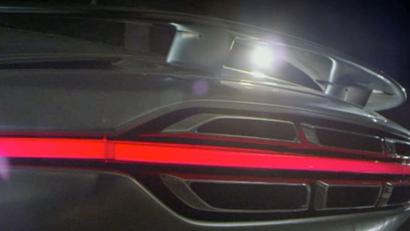 Mercedes teases AMG Vision Gran Turismo virtual supercar ahead of Gran Tursimo 6 debut