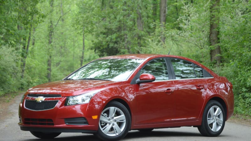 chevy cruze diesel goes on 54 7 mpg cross canada journey autoblog. Black Bedroom Furniture Sets. Home Design Ideas