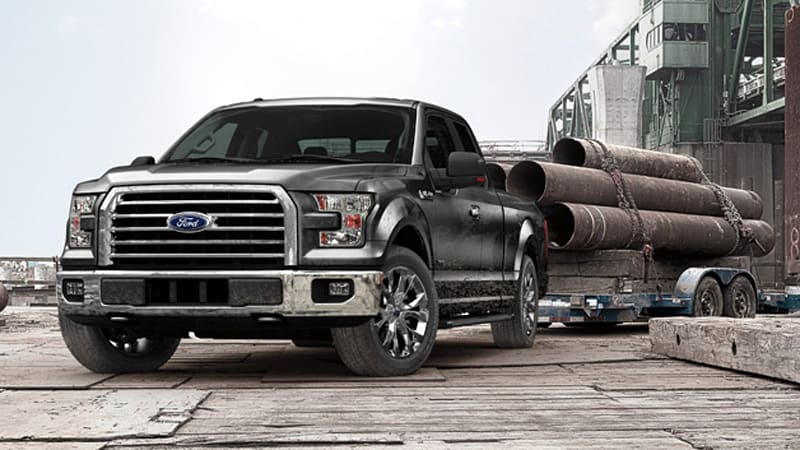 2015 Ford F 150 Claims Segments Best Payload Towing