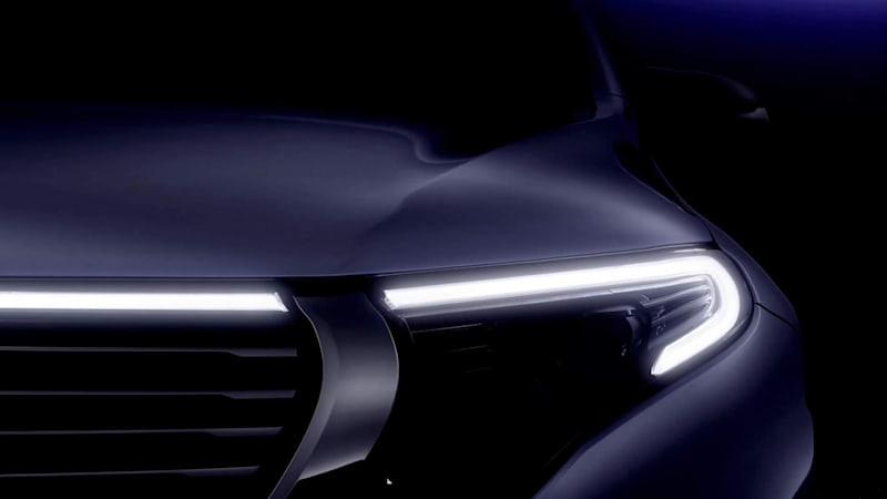 Mercedes benz eq s first vehicle will be an electric for Mercedes benz mechanic