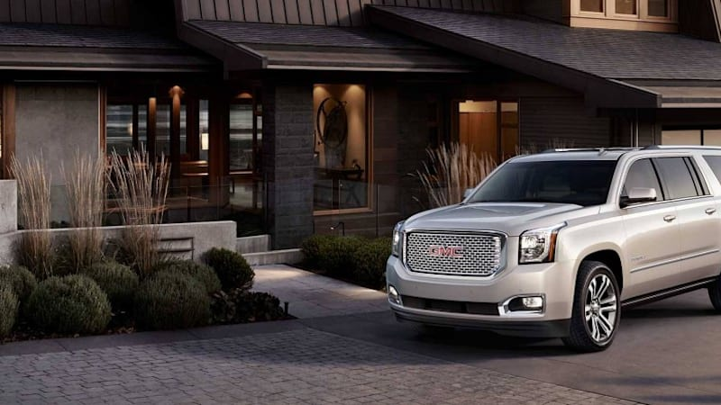 The 2017 Gmc Yukon Xl Denali Not Just For Fertile Set