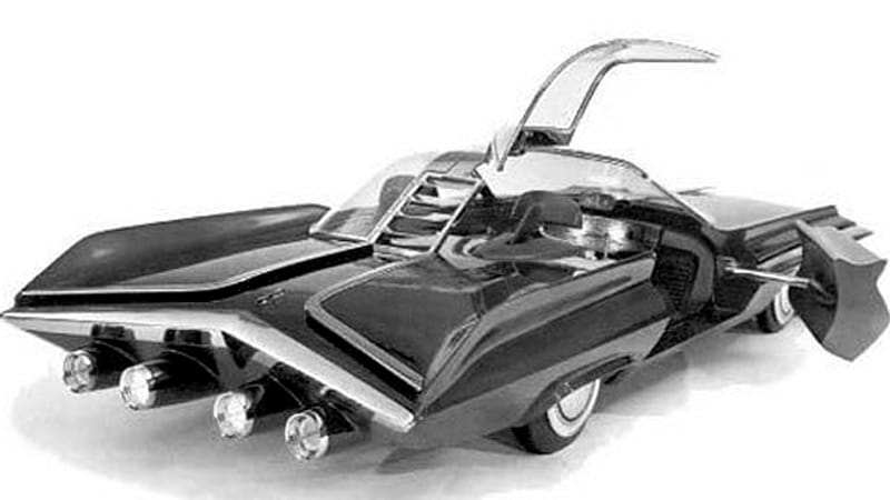 Nuclear Ed Concept Cars From The Atomic Age