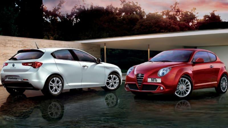 Alfa Romeo Considering Ferrari Developed Engines For New Product