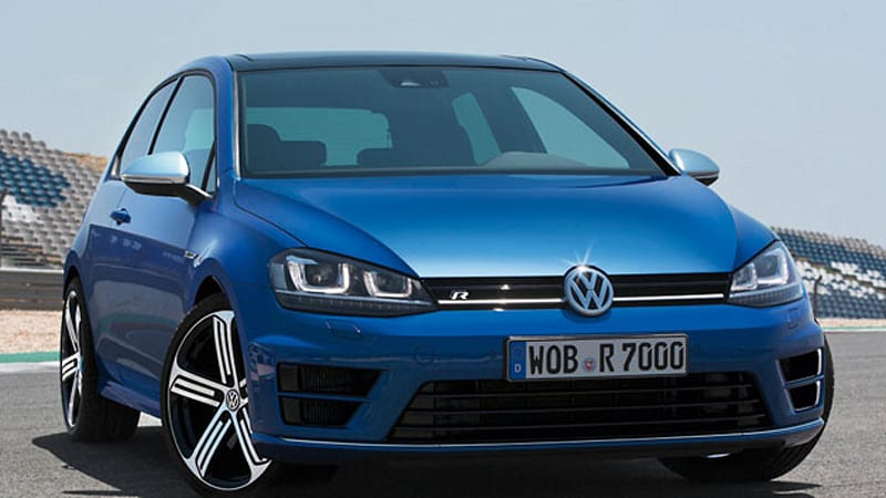2015 Vw Golf R Priced From 36 595 Update Autoblog