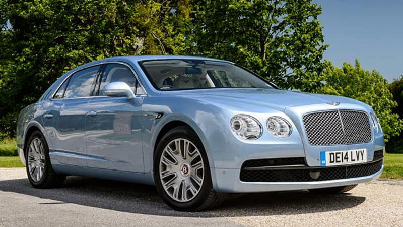 2015 Bentley Flying Spur V8 - Autoblog
