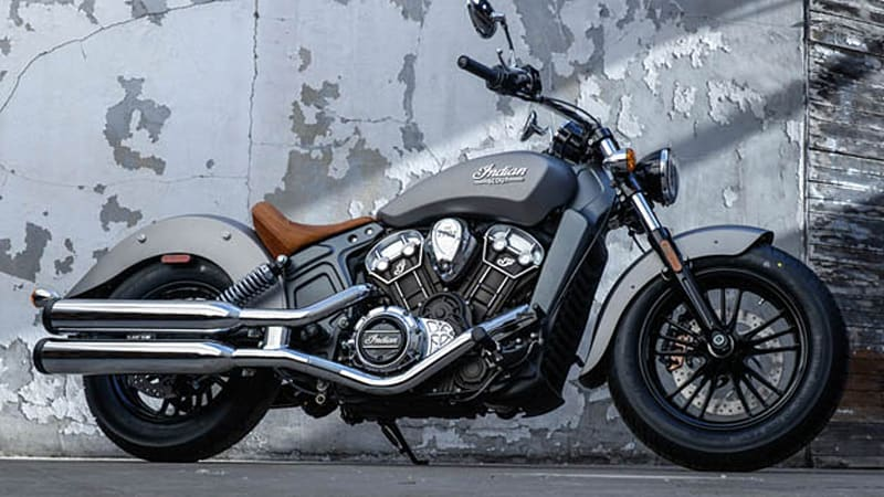 Indian Motorcycle Reveals All New 2015 Scout W Videos UPDATE