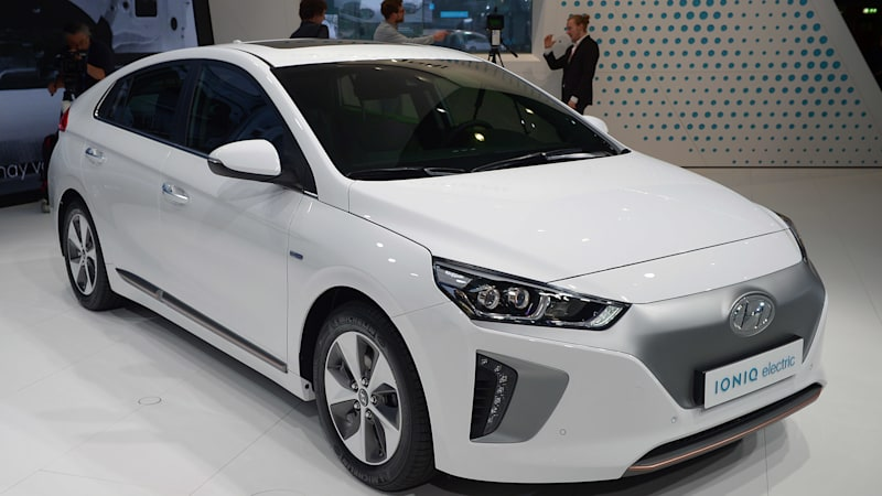 Thanks To The Epa S Handy Fuel Economy Reference Site Fueleconomy Gov We Now Know Exactly How Three Versions Of 2017 Hyundai Ioniq Did In