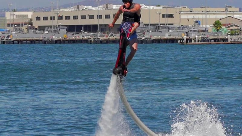 Water Hoverboard For Sale >> Translogic 157: Water-powered Hoverboard - Autoblog