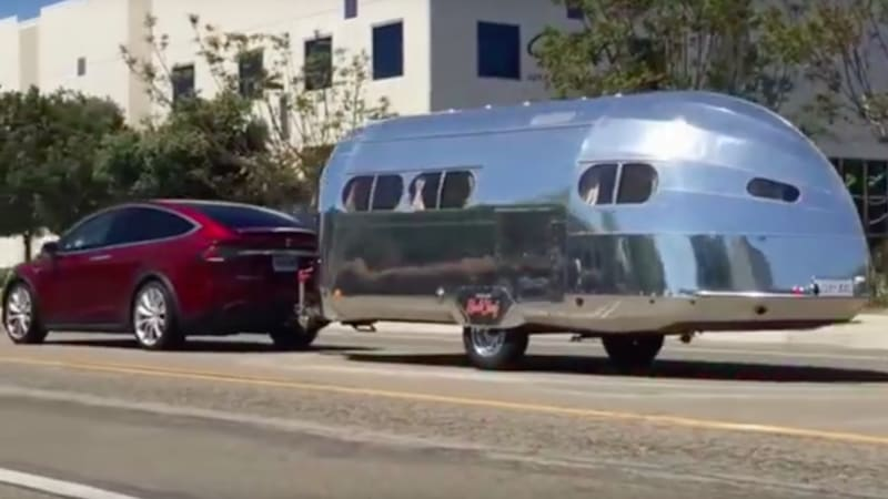 Tesla towing capacity