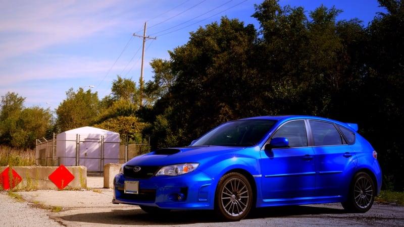 Why I chose a Subaru WRX over a BRZ | Autoblog
