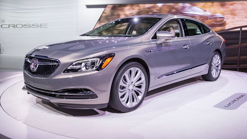 Buick, Lexus top J.D. Power survey, as vehicle service improves overall