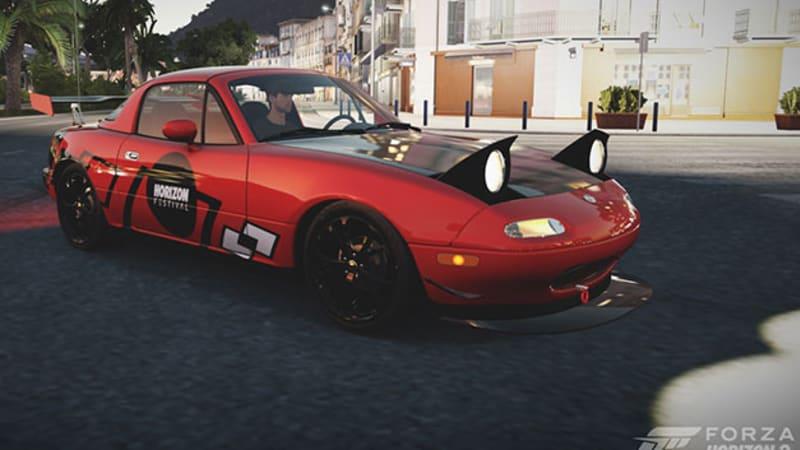 Mazda Miata Livery Design Contest In Forza Horizon 2 Autoblog