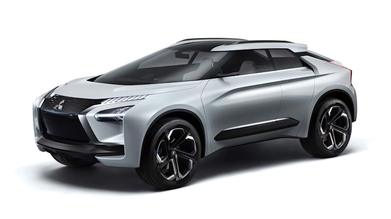 It Looks Like All Future Mitsubishis Will Be Crossovers Or Suvs