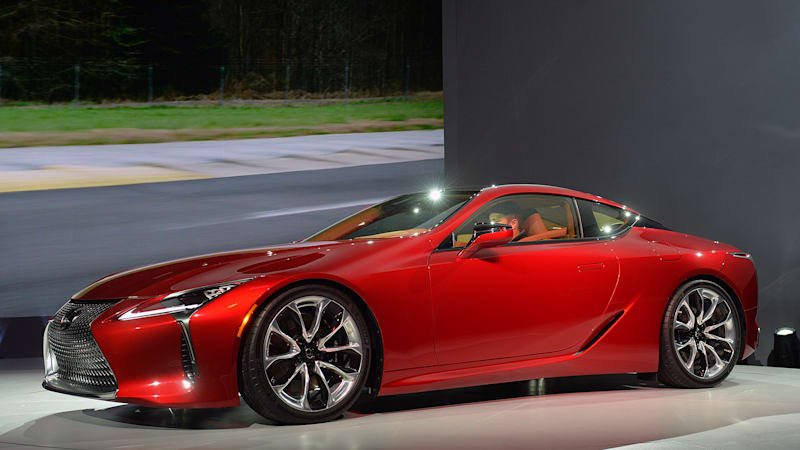 Lexus Latest Models >> 2017 Lexus Model Year Preview And Updates Autoblog