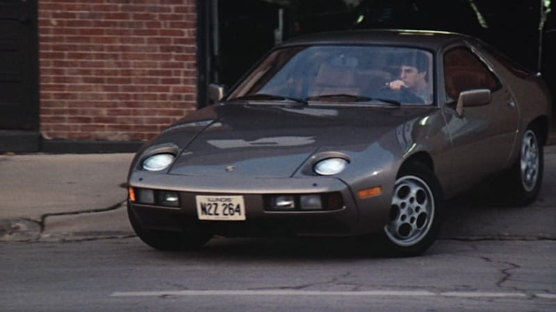 The story of the Risky Business Porsche 928