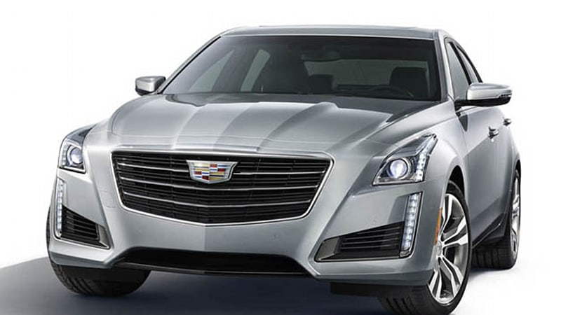 cadillac releases updated 2015 cts autoblog. Black Bedroom Furniture Sets. Home Design Ideas