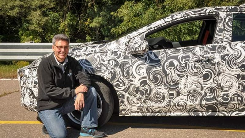 How and why automakers work hard to camouflage their cars | Autoblog