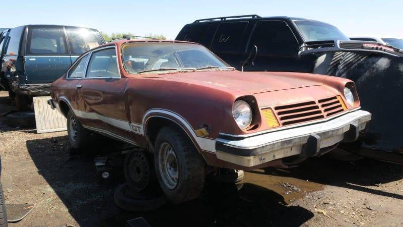 Junkyard Gem: 1975 Chevrolet Vega GT Hatchback
