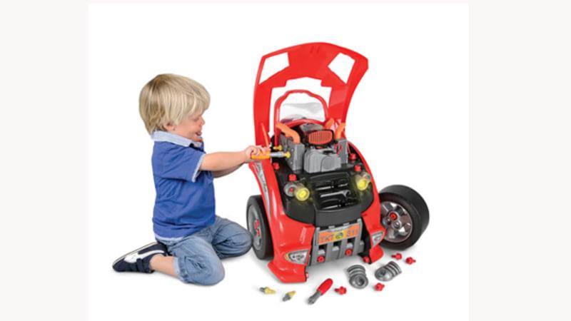 New Toy Teaches Kids Basic Auto Repair Autoblog