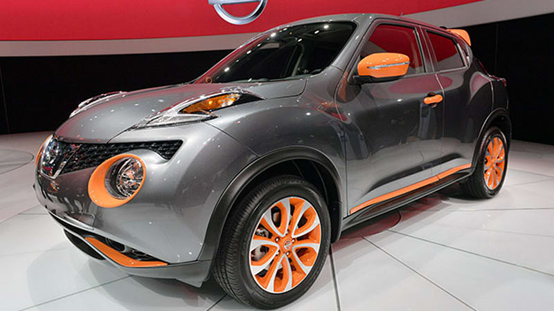 2017 Nissan Murano And Juke Priced Color Studio To Breed Bad Ideas Autoblog