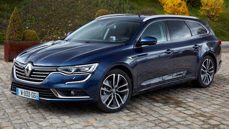 This new Renault would make a great Nissan Maxima wagon ...