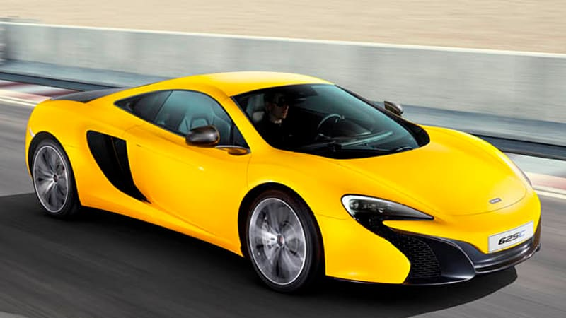 McLaren rolls out more accessible 625C in Asia