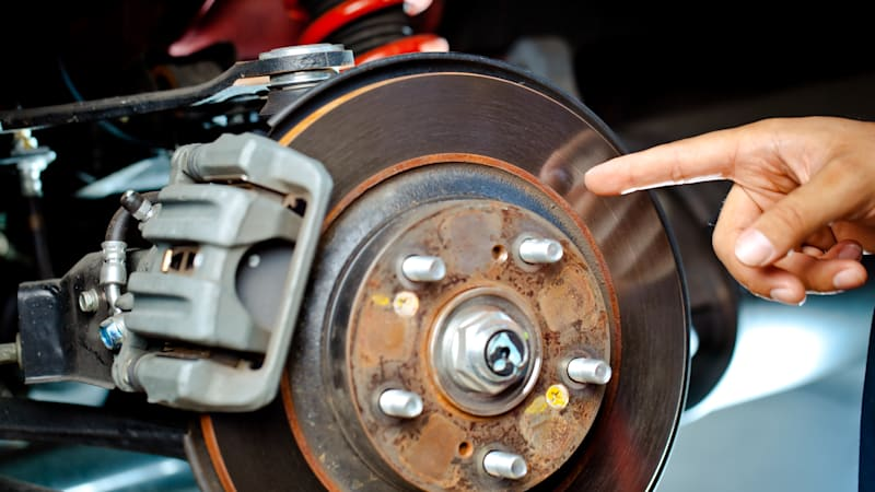 Why Do My Brakes Squeal? | Autoblog