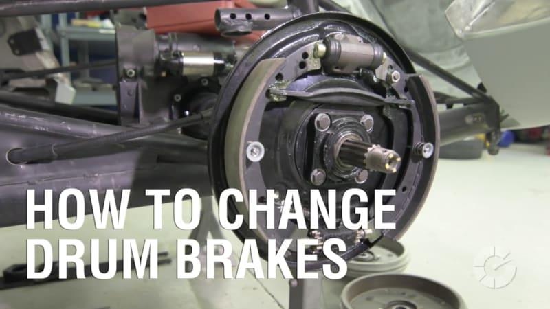 how to change drum brakes autoblog wrenched autoblog. Black Bedroom Furniture Sets. Home Design Ideas