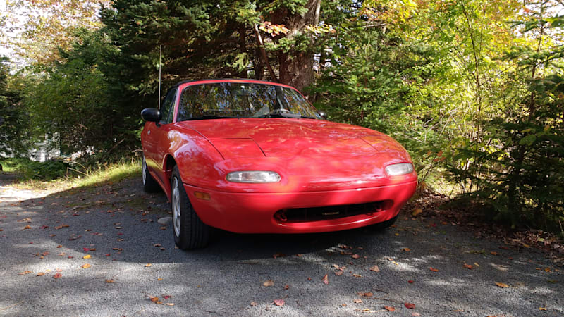 Everything wrong with my brand new 1991 Miata   Autoblog