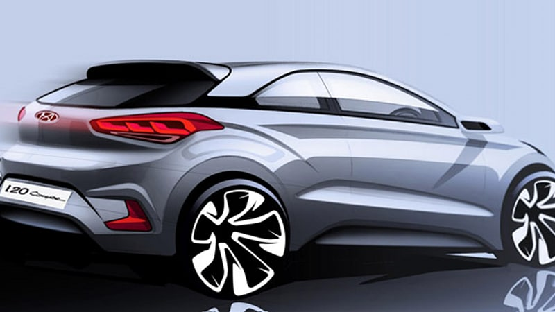 Hyundai swims against the current with new i20 Coupe