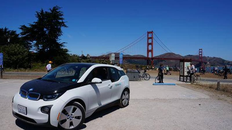Bmw S Drivenow Car Sharing Service Is Suspending Operations In San Francisco Next Month After More Than Three Years The Culprit Not Enough Parking Spots